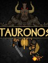 Survive the Minotaur's labyrinth in Tauronos