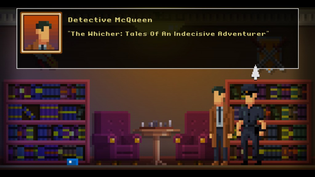 The Darkside Detective - screen 1