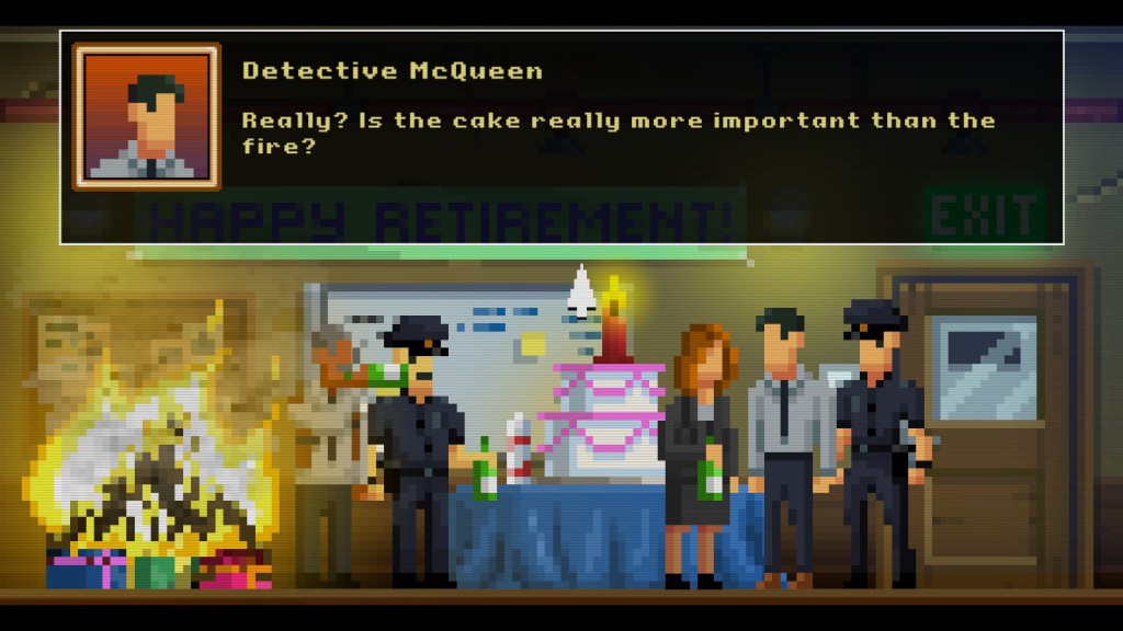 The Darkside Detective - screen 4