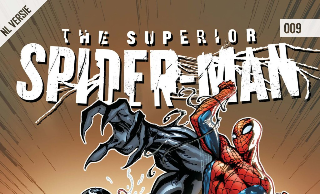 The Superior Spider-Man #009 Banner