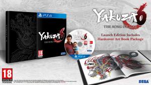 Yakuza 6 special edition (1)