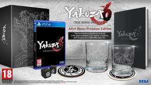 Yakuza 6 special edition (2)