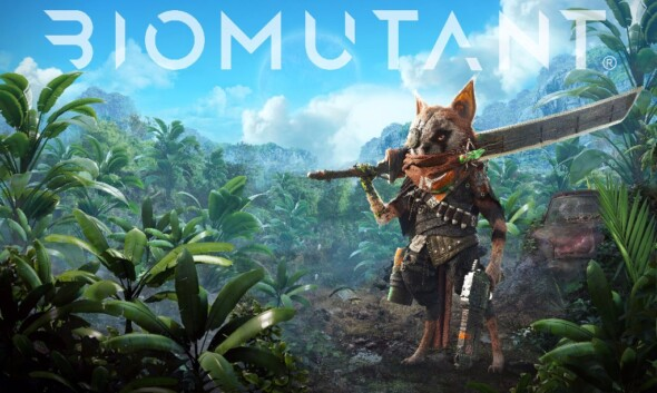 Biomutant new gameplay trailer