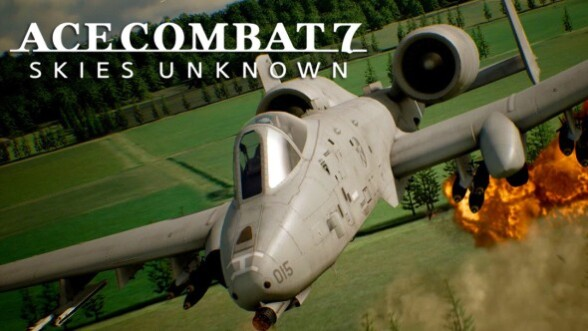 Ace Combat 7: Skies Unknown will let you soar