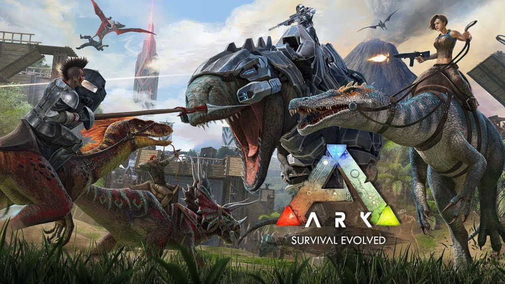 Ark Survival Evolved (1)