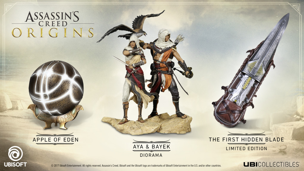 AssassinsCreedOrigins_Figures