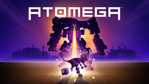 Fight to become the ultimate lifeform in Atomega!