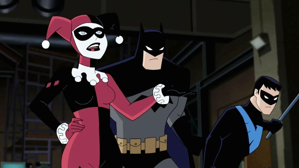 Batman and Harley Quinn 1