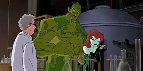 Batman and Harley Quinn 3
