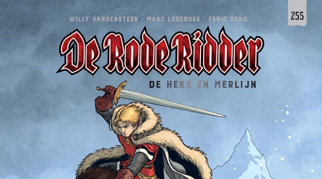 De Rode Ridder #255 De Heks en Merlijn Banner