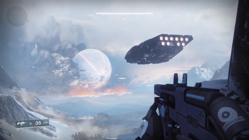 Destiny 2 screen 1