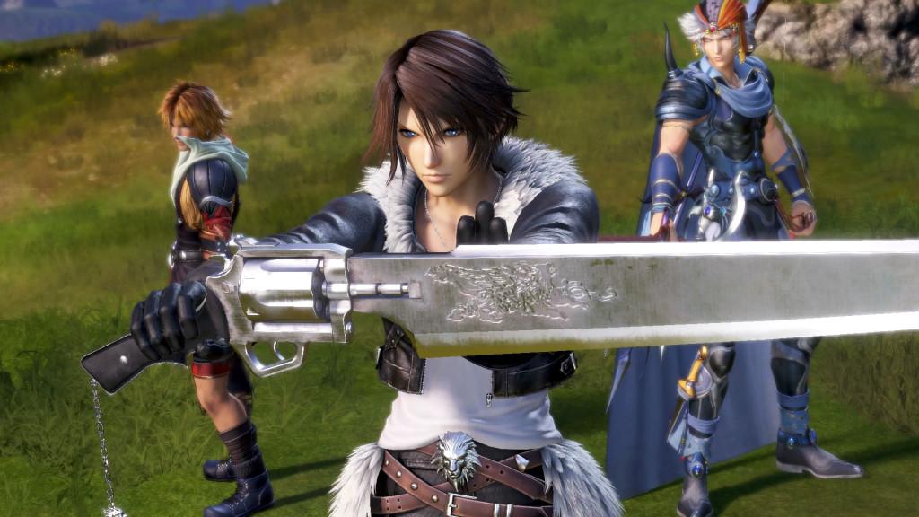 Dissidia Final Fantasy NT 3