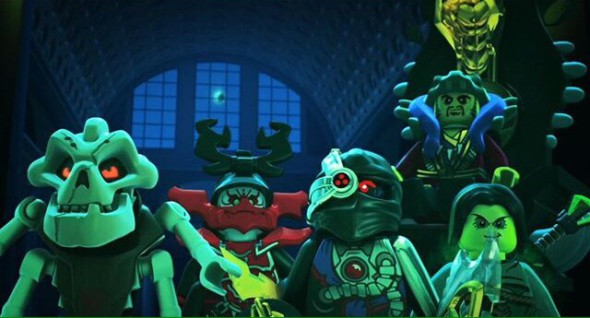 Lego Ninjago Day of the Departed 1