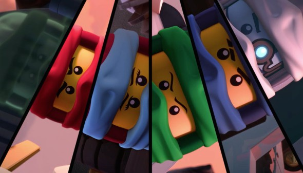 Lego Ninjago Day of the Departed 2