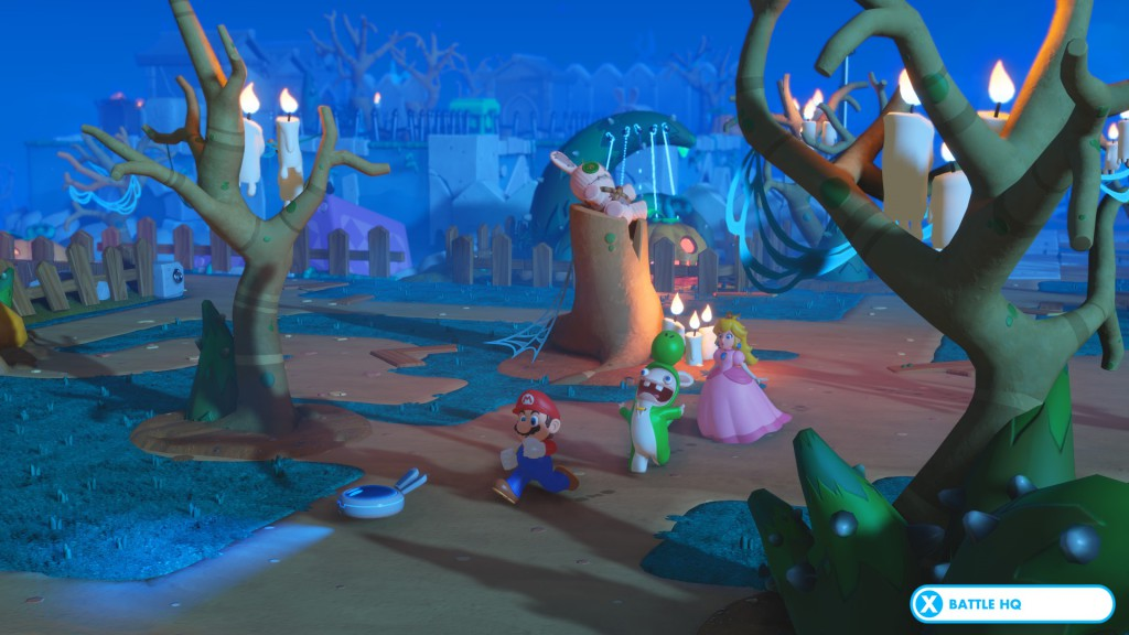Mario Rabbids Kingdom Battle 2