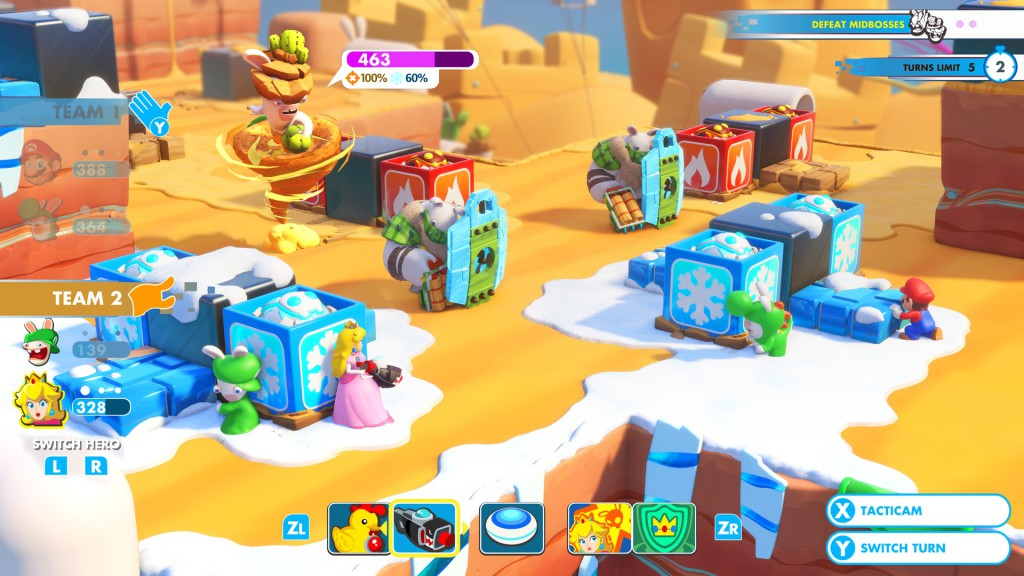 Mario Rabbids Kingdom Battle 4