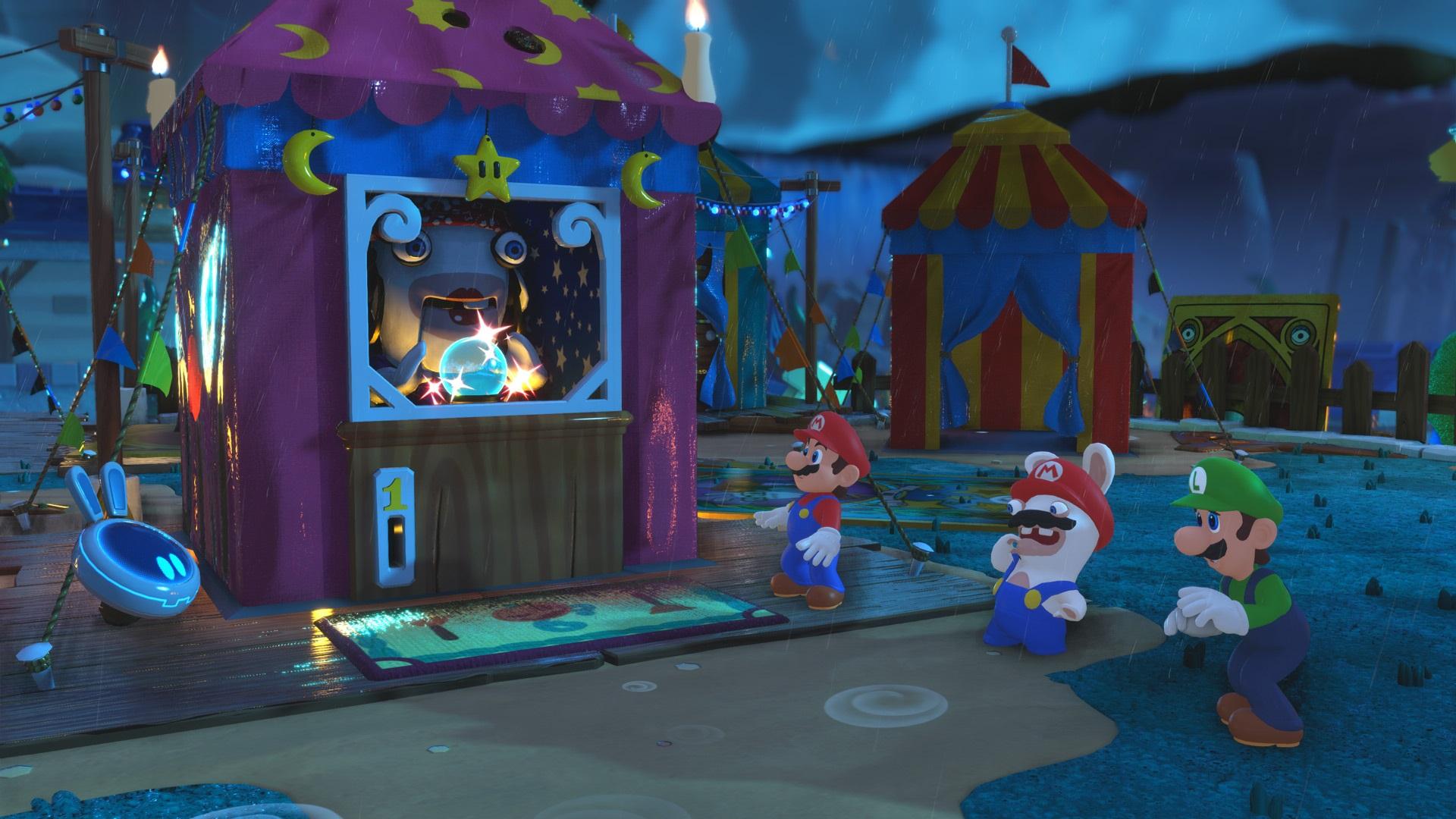 Mario Rabbids Kingdom Battle 5