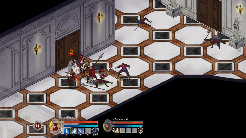 Masquerada songs and shadows 5