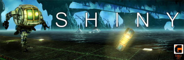 SHINY. A brand new adventure game from a Brazilian studio available soon