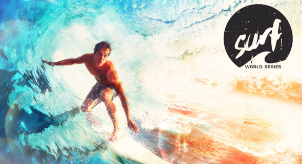 Surf's up in Surf World Series!