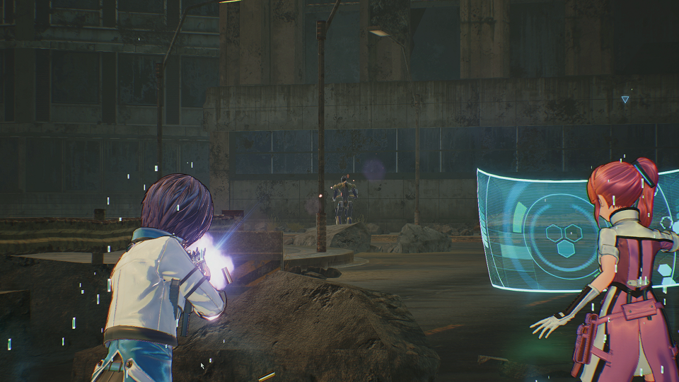 Sword Art Online Fatal Bullet (5)