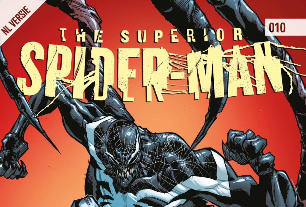 The Superior Spider-Man #010 Banner