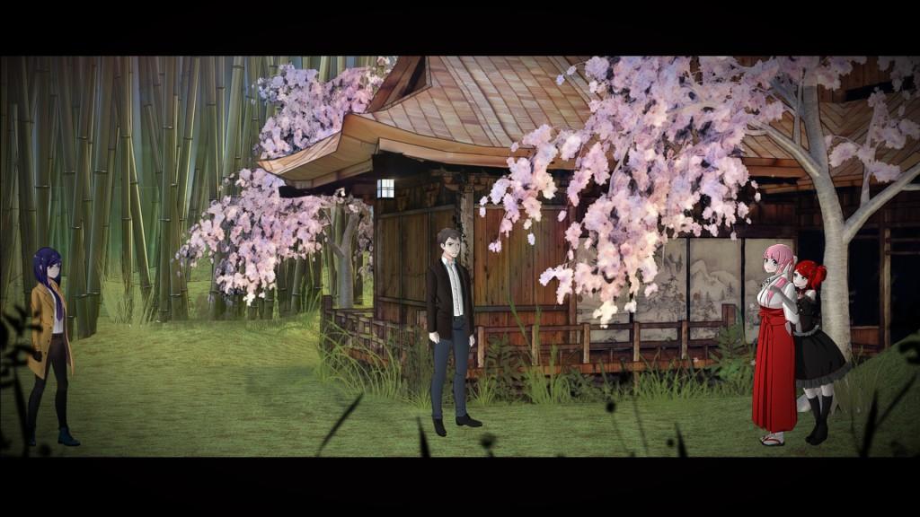 Tokyo Dark screen 2