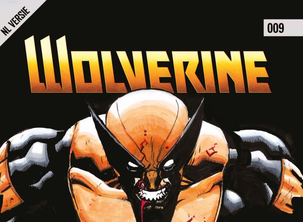 Wolverine #009 Banner