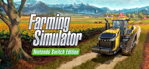 The Release Trailer for Farm Simulator – Nintendo Switch Edition – Is here!