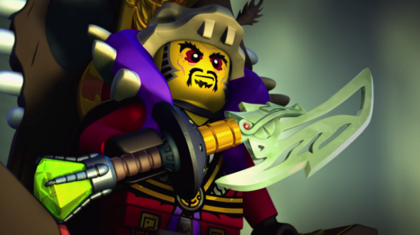 lego Ninjago Day of the Departed 3