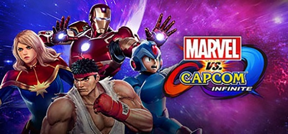Marvel vs Capcom: Infinite – Now available for PS4, Xbox One & PC!