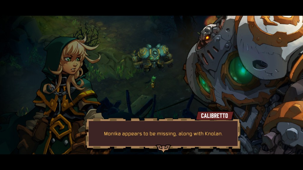 Battle Chasers Nightwar 2