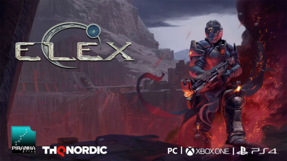 Open World RPG – ELEX – Out Now