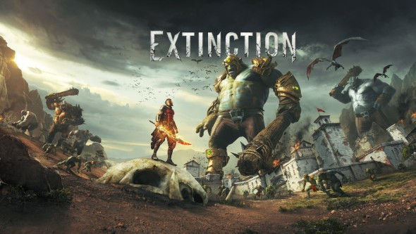 Extinction – New Gameplay Trailer Released