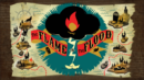 The water caught fire in 'The Flame in the Flood'