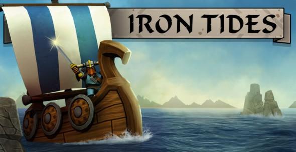 Iron Tides titel