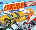 Justice League: Action: Season 1, Part 1 (DVD) – Series Review