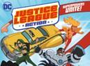 Justice League: Action: Season 1, Part 1 (DVD) – Series Review