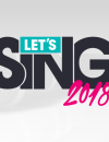 Let's Sing 2018! and annoy the neighbours