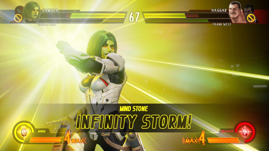 Marvel vs Capcom Infinite 2