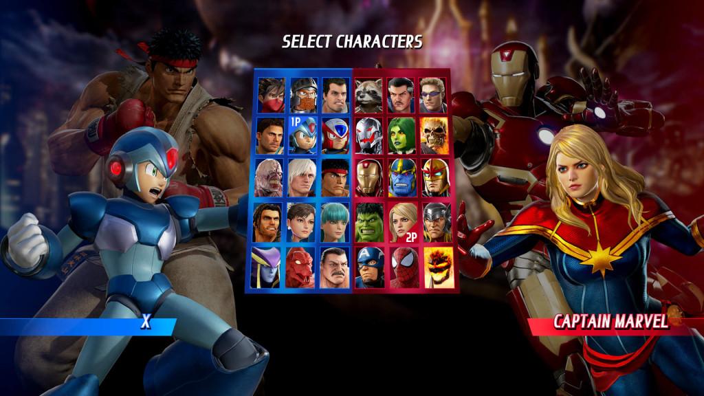 Marvel vs Capcom Infinite 3