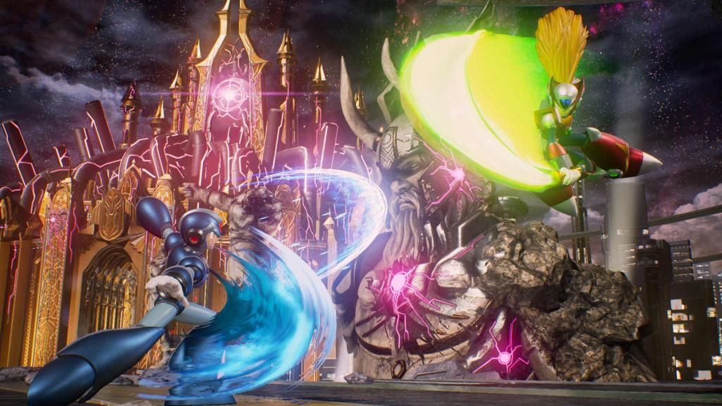 Marvel vs Capcom Infinite 4