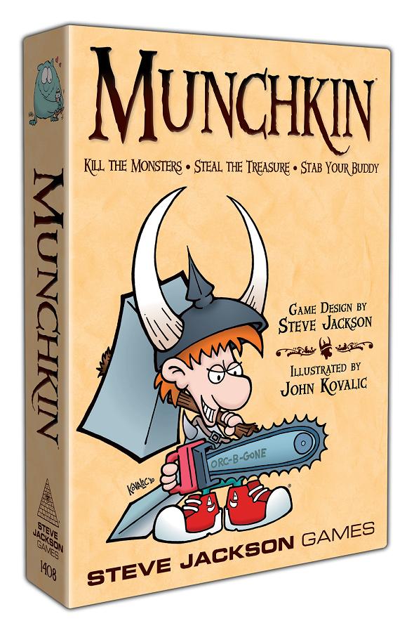 Munchkin (4)
