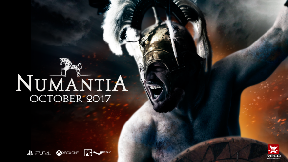 Numantia out on Xbox One now