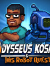 Odysseus Kosmos & his robot quest: 2D snack-and-click adventure coming to a black hole near you
