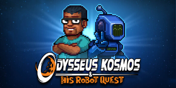 Odysseus Kosmos and his robot quest upcoming release