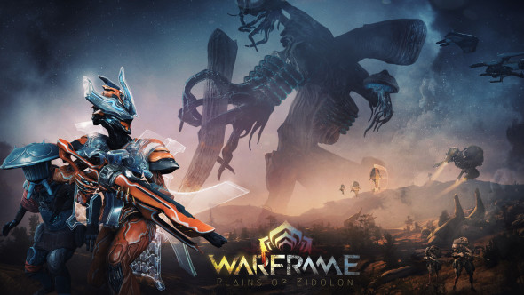 Warframe: Plains of Eidolon coming to consoles next week