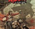 Red Rider #1 De Zevende Scherf – Comic Book Review