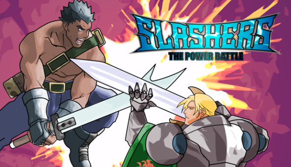 Slashers: The Power Battle is coming to Steam Early Access October 20th