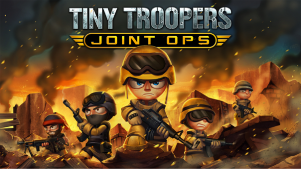 Tiny Troopers Joint Ops XL targets the Nintendo Switch
